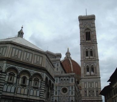 Florence Duomo, Baptistery and Campanile