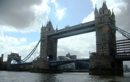 Londen tower bridge