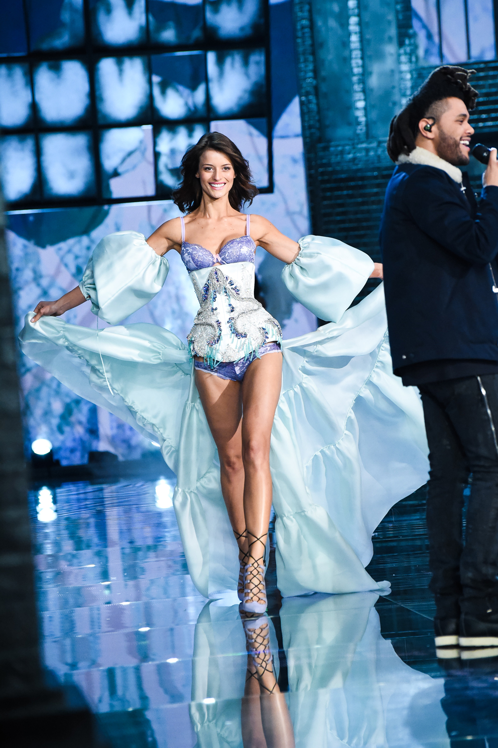 Victoria's Secret and Swarowski light up New York - EuropeanLife ...