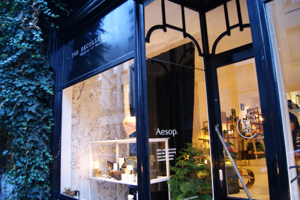 Antwerp The Recollection shop (3)
