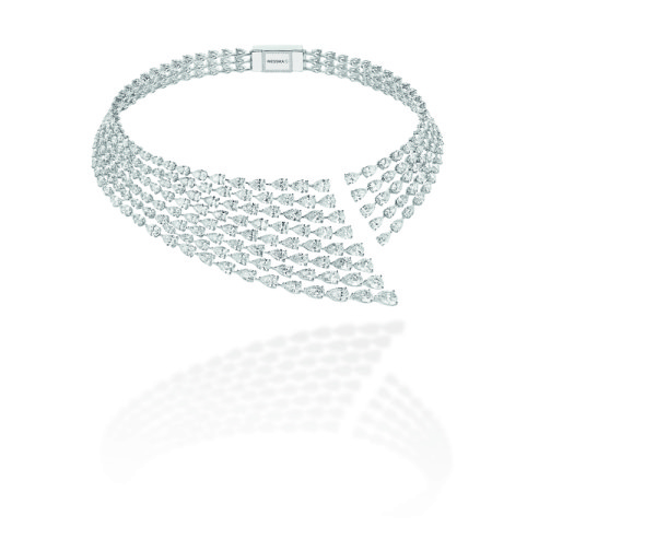 Messika Joaillerie- Calypso necklace- Diamants2